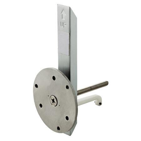 Delta 2-3/4 in. L Steel Grab Bar Anchor
