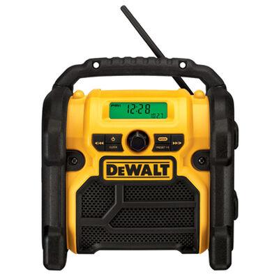 18V/20V MAX*/12V MAX* Compact Worksite Radio