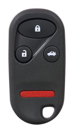 DURACELL Renewal Kit Automotive Replacement Key Honda KOBUTAH2T 4-Button Case & Button Pad Doub