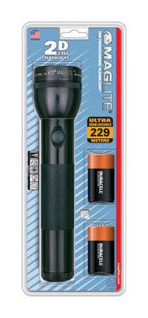 Maglite 19 lumens Flashlight Xenon D Black
