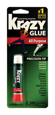 Instant Krazy Glue All-Purpose Adhesive 2