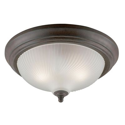 Westinghouse Sienna Ceiling Fixture 6-1/8 in. H x 13 in. W