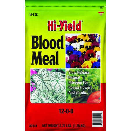 Hi-Yield Blood Meal Granules Organic Plant Food 2.75 lb.