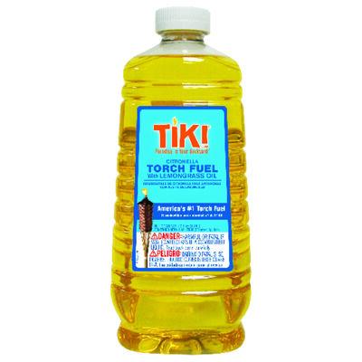 Tiki Lemongrass Citronella Torch Fuel Yellow 50 oz.