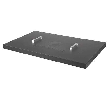 Blackstone Black Griddle Cover 22 in. W x 2.8 in. H