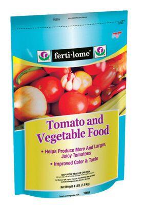 FL Tomato Vegetable Food 4lb