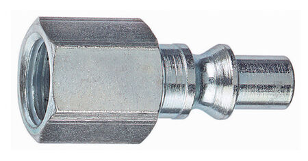 Tru-Flate Steel Air Plug 1/4 in. FNPT Female A