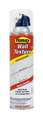 Homax 20 oz. Aerosol Can Water-Based Knockdown Wall Texture