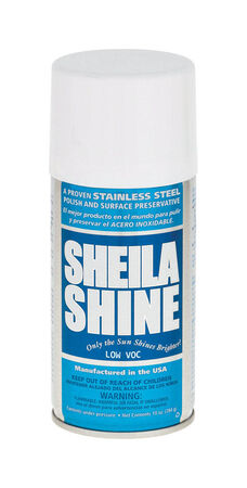 Sheila Shine 10 oz. Metal Cleaner