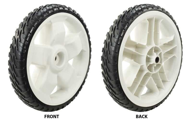 Lawn Mower Tires and Wheels