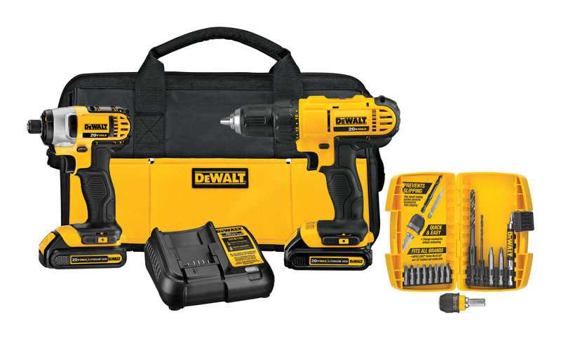 Combo Power Tool Sets